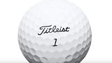 New Titleist Pro V1 & Pro V1x - First Look!