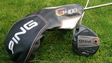 Reviewed: Ping G400 driver & fairway wood