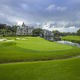 Golf At Adare Manor 18Th Hole