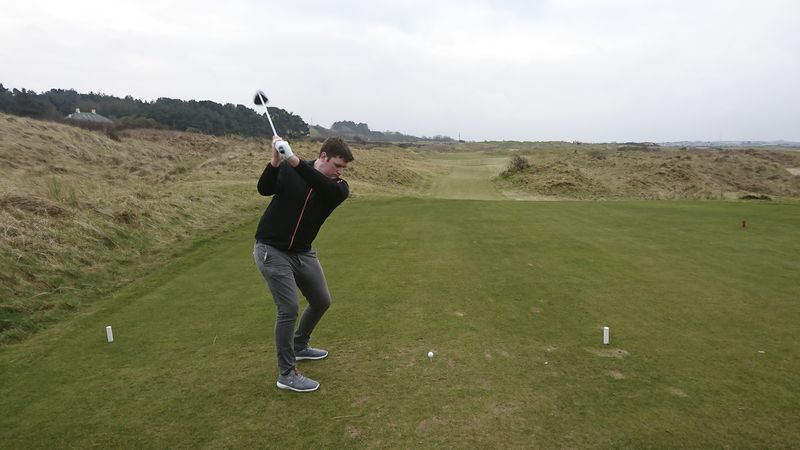 Galvin Green Lance Review