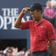 Tiger Woods 2018 Open Carnoustie