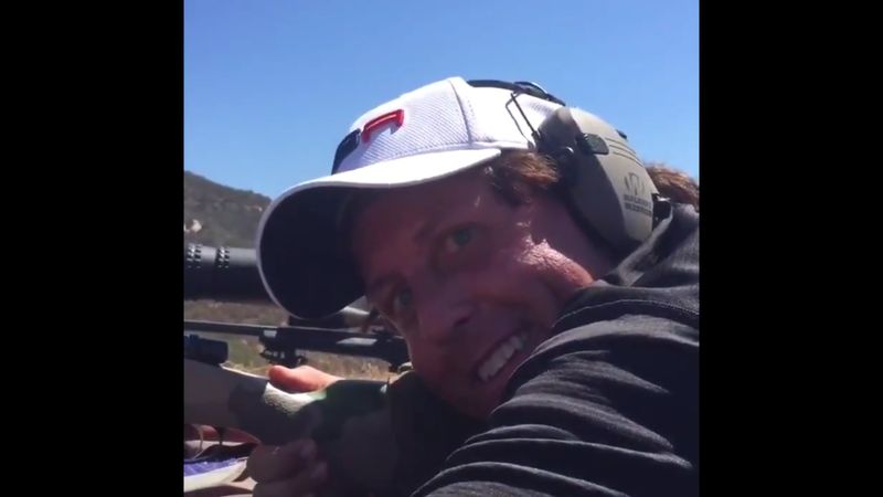 Phil Mickelson Rifle
