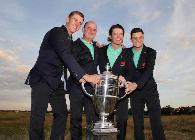 2015 Walker Cup - Day Two