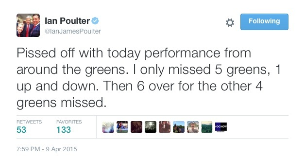 Ian Poulter - Performance1