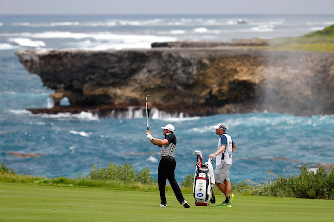 Corales Puntacana Resort And Club Championship - Round One