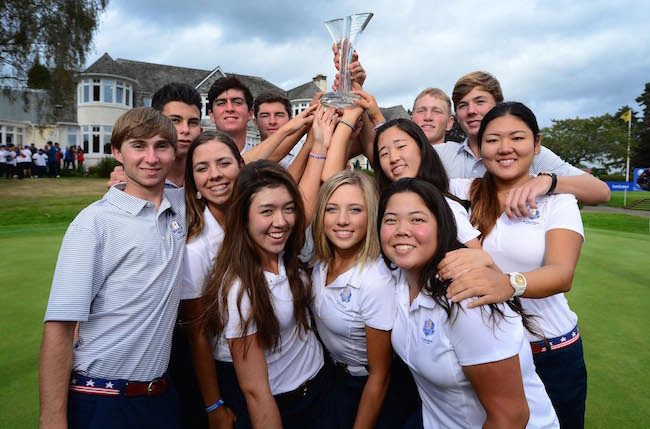 The 2014 Junior Ryder Cup - Day 2