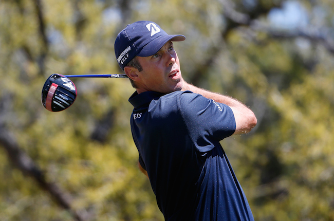 Valero Texas Open - Round Two