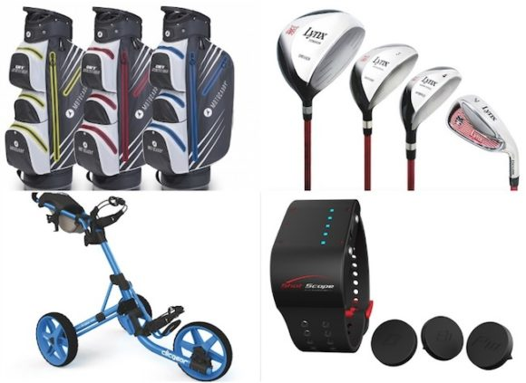 24 ideal Christmas gifts for golfers - bunkered.co.uk
