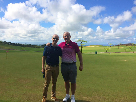 Avalon Golf Course Mauritius Mark And Ryan Dodds