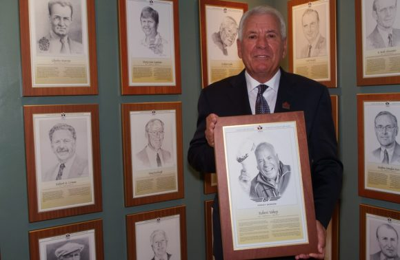 Bob Vokey Officially Inducted Into The Canadian Golf Hall Of Fame Lr