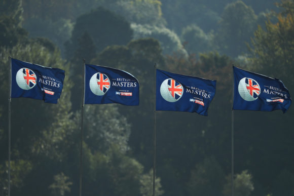 British Masters Flags