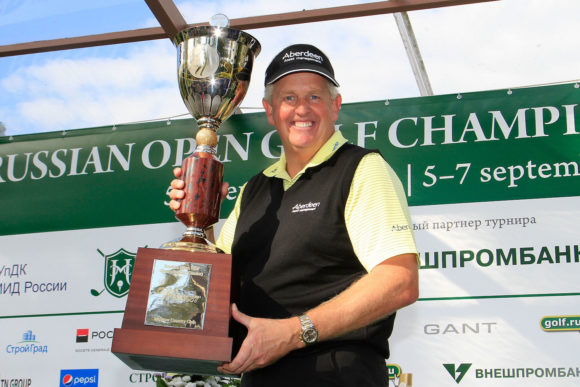Colin Montgomerie Russian Senior Open