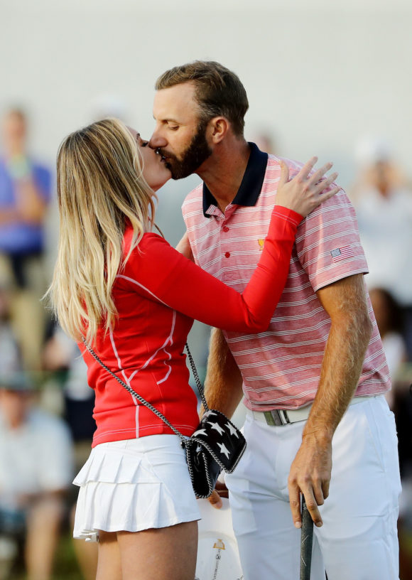 Have Dustin Johnson and Paulina Gretzky broken up ...