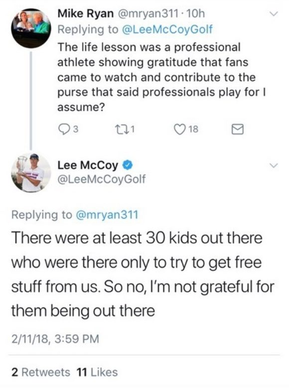 Lee Mc Coy Qa