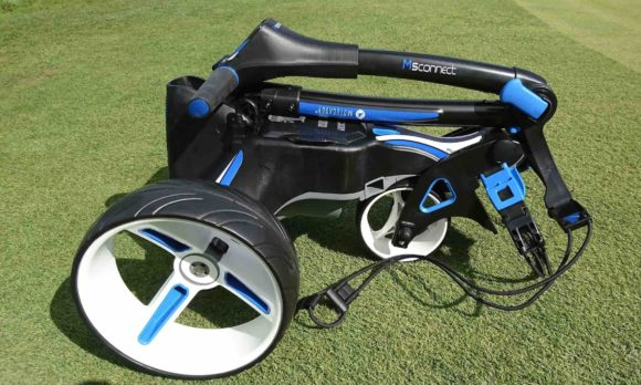 Motocaddy M5 Connect 4