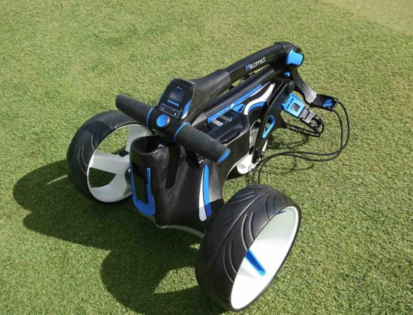 Motocaddy M5 Connect 2