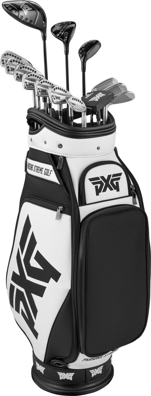 Pxg Gen2 Bag Of Clubs White2