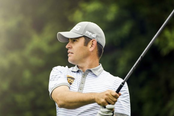 Ping Oosthuizen