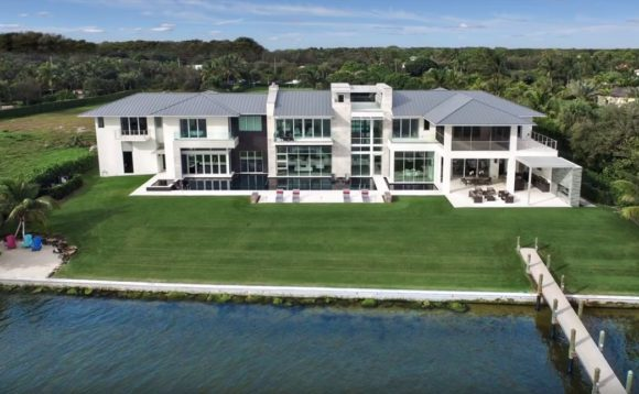 rickie fowler  check out his  14m florida home