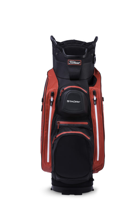Sta Dry Deluxe Cart Bag Spine