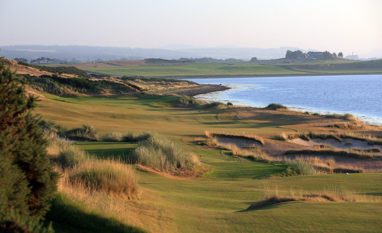 Castle Stuart Golf Links, Scottish Open