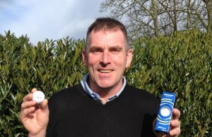 David Donnelly hole-in-one