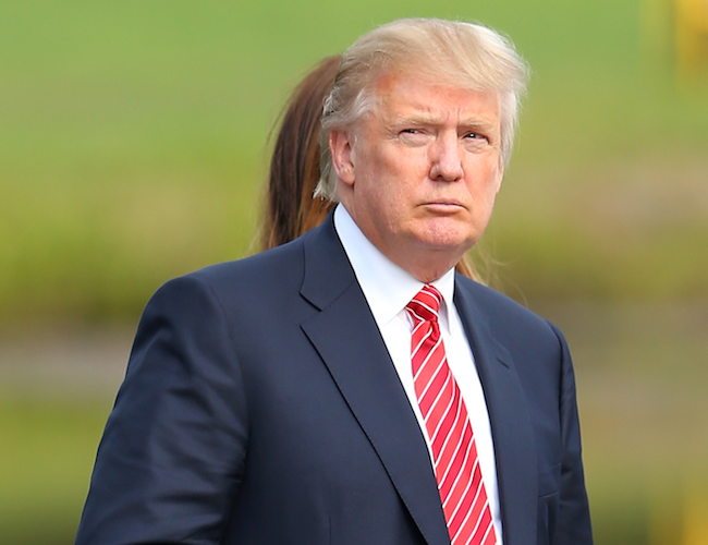 Donald Trump buys Doonbeg GC | Golf Magazine News & Forum ...