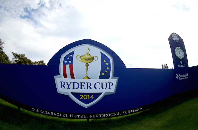Injured Ian Poulter gears up for Ryder Cup as a vice captain
