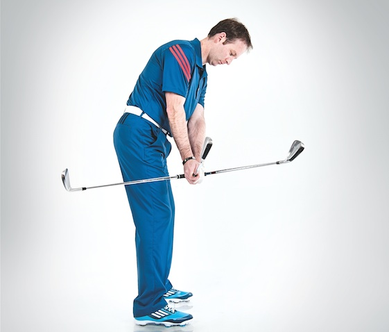 how to not break your wrists in the golf swing