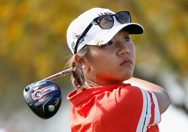 Lydia Ko aiming to become youngest ever major winner • The 17-year-old can also break a record set by Annika Sorenstam • Lexi Thompson talks of great ... - 467291662