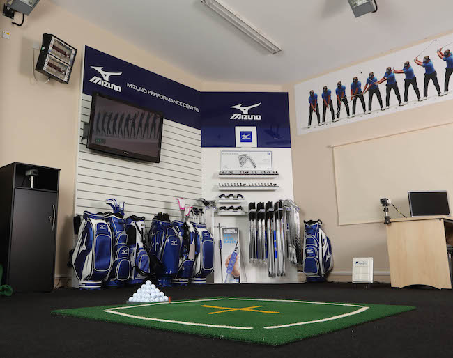 Mizuno Fitting Centre