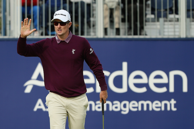Aberdeen Asset Management Scottish Open - Day One