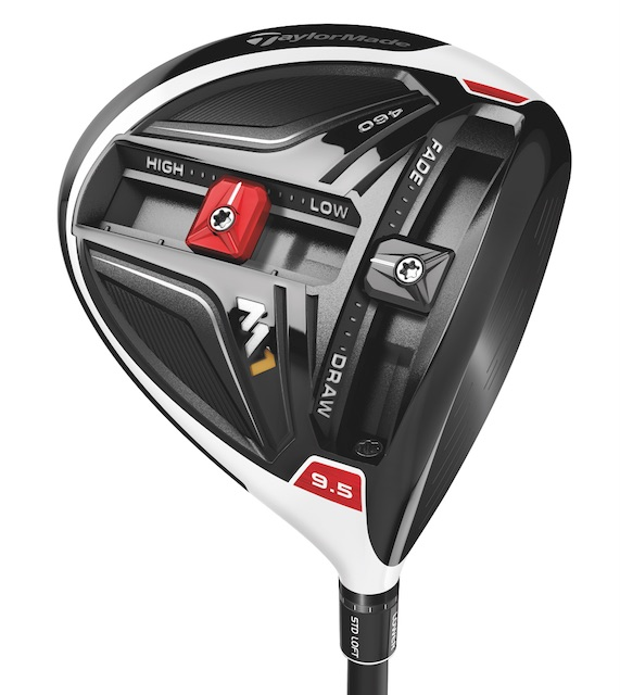 TaylorMade M1 sole