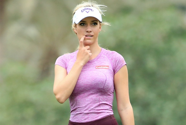 Paige Spiranac Set For Pro Debut In Dubai