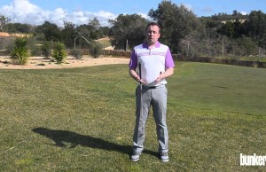WATCH: How to improve your greenside chipping