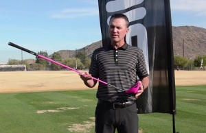 WATCH: Why is Bubba Watson's Ping G driver pink?