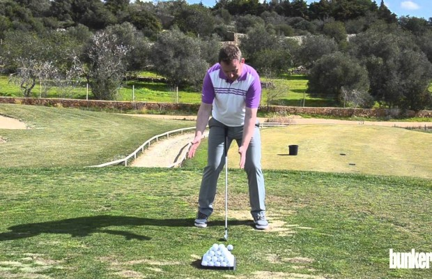 Golf Tips: Get your chin up