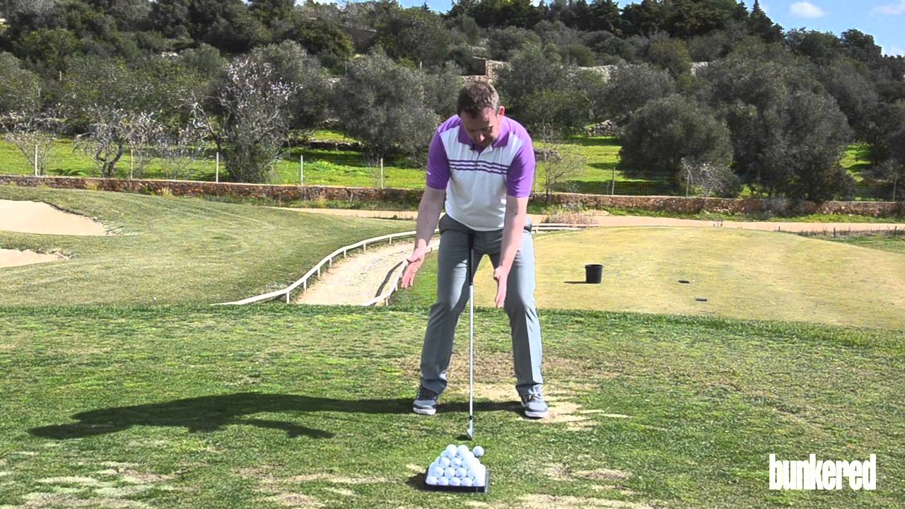 simple golf swing instruction