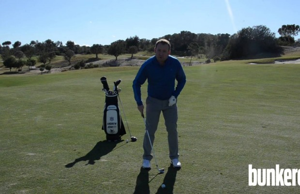 Golf Tips: How to hit a stinger