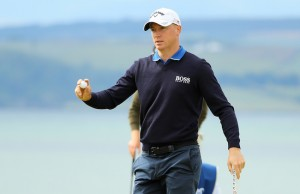 AAM Scottish Open - Day Two