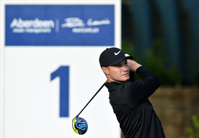 Noren faces Morrison after beating Carlsson in quarterfinals