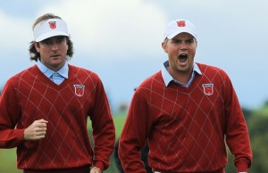 Fourball & Foursome Matches-2010 Ryder Cup