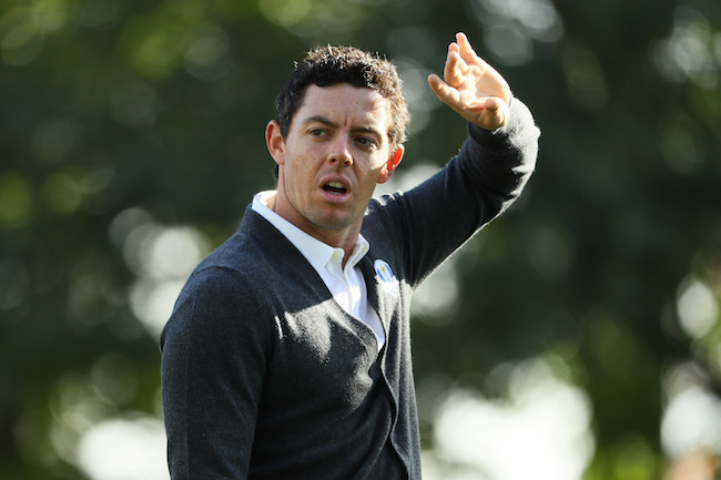 Americans take 3-point lead at Ryder Cup