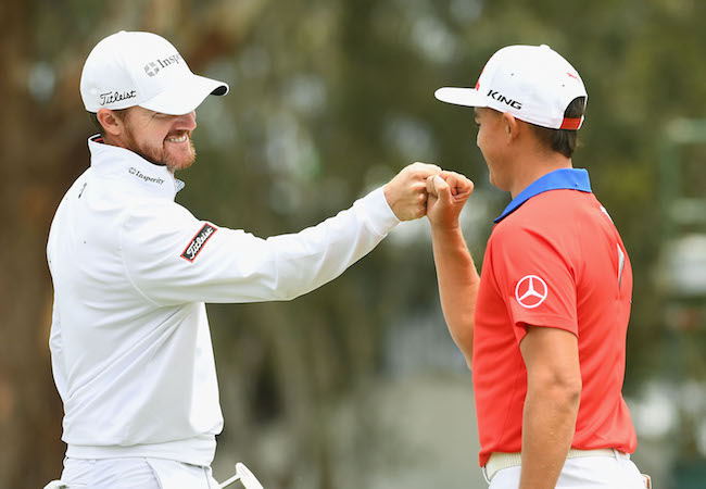 Danish claim sweet victory at World Cup of Golf