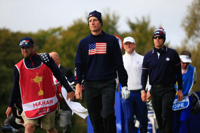 Furyk's no-nonsense style will come through as US Ryder Cup captain