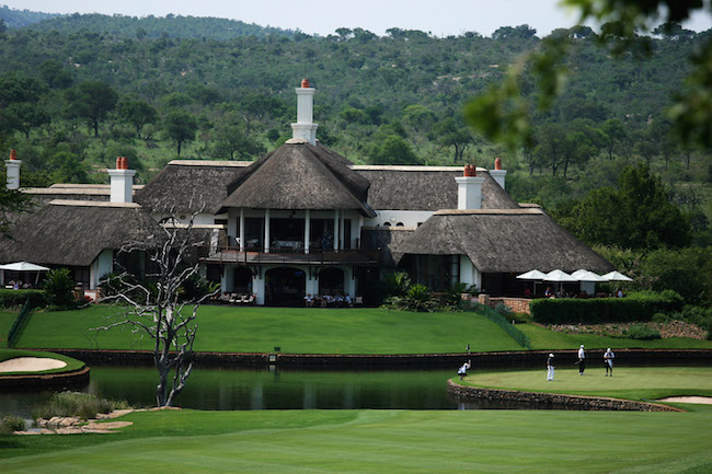 Alfred Dunhill Championship - Round Four