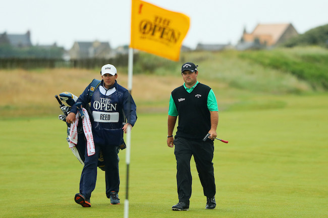 145th Open Championship - Day Two