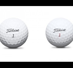 Titleist Pro V1 & Pro V1x balls: First look!