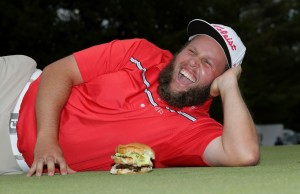 World Golf Championships-Bridgestone Invitational - Andrew Johnston Portrait