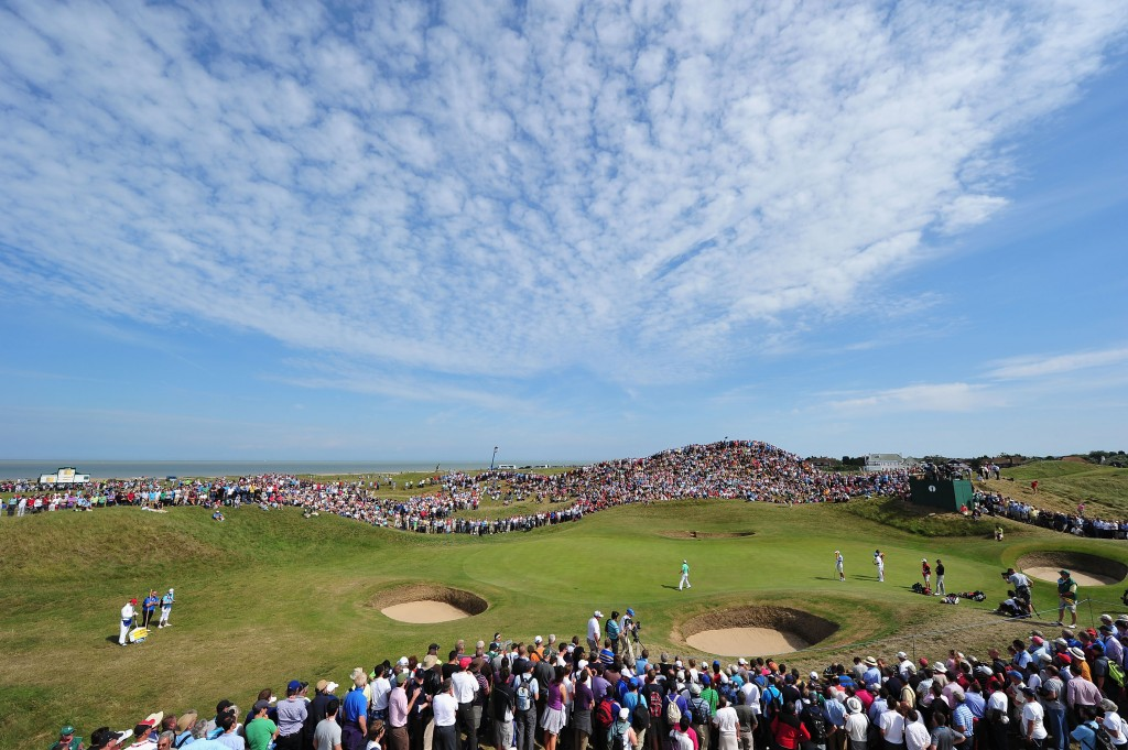 Open Championship going back to Royal St George's